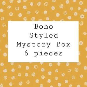 Bohemian Styled Mystery Box